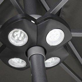 4 Seasons Outdoor Parasol verlichting 24 led lampjes 4-Seasons Outdoor