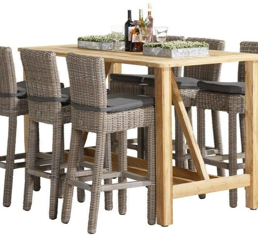 Wales barstoel Pure 4-Seasons Outdoor