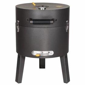 Boretti Tonello houtskoolbarbecue Boretti