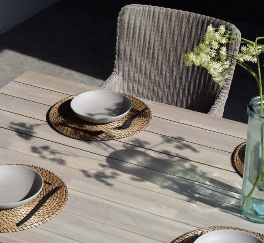 Luxor dining tuinstoel polyloom 4-Seasons Outdoor