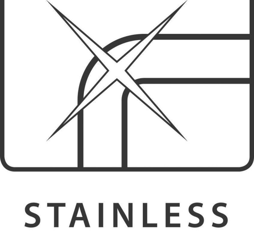 Summit dining tuinstoel stapelbaar RVS lichtgrijs 4-Seasons Outdoor