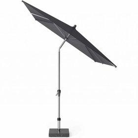 Platinum Riva parasol 300x200 cm antraciet met kniksysteem