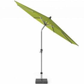 Platinum Riva parasol 300 cm rond apple met kniksysteem
