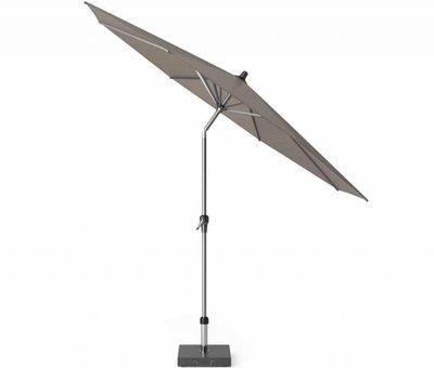 Platinum Riva premium parasol 300 cm rond havanna met kniksysteem