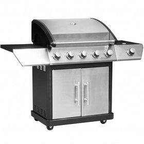 AVH-Collectie Gas barbecue AVH verrijdbaar