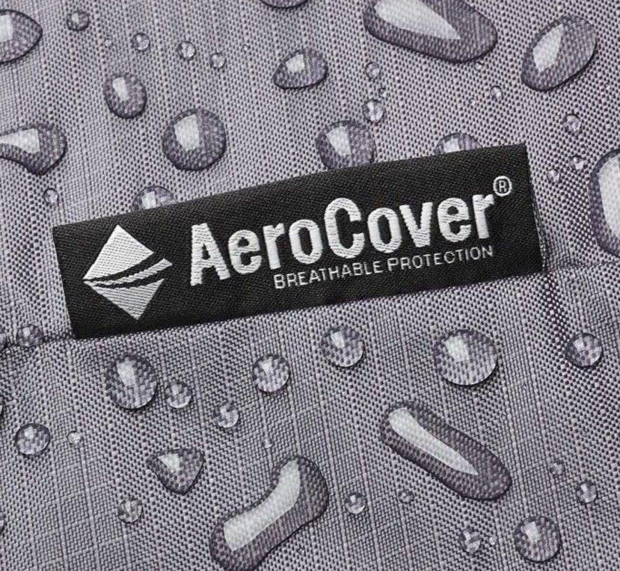 Loungesethoes 220x220x90xH70 cm L vorm – AeroCover