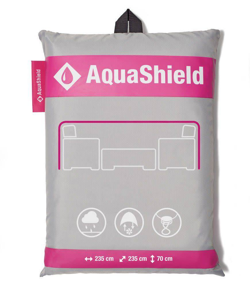 Loungesethoes 235x235xH70 cm? Aqua Shield