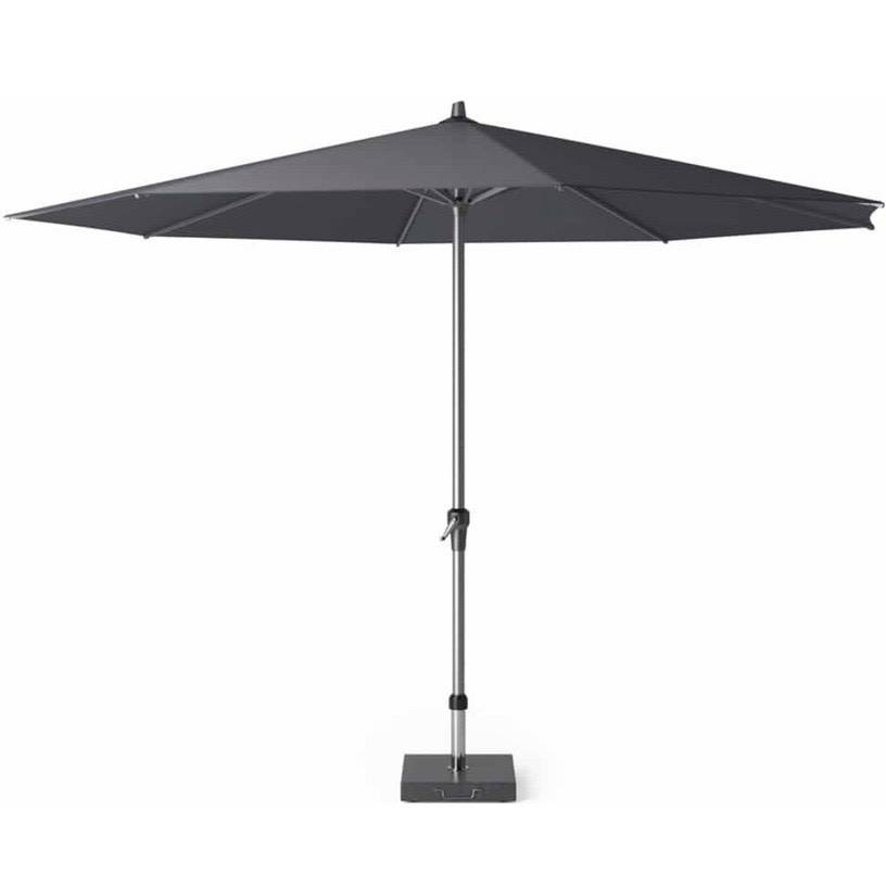 Riva parasol 350 cm rond antraciet