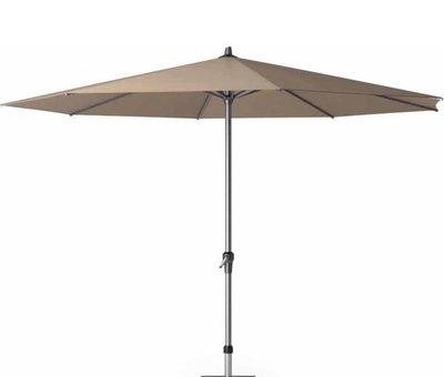 Platinum Riva parasol 350 cm rond taupe