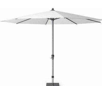 Platinum Riva parasol 350 cm rond wit