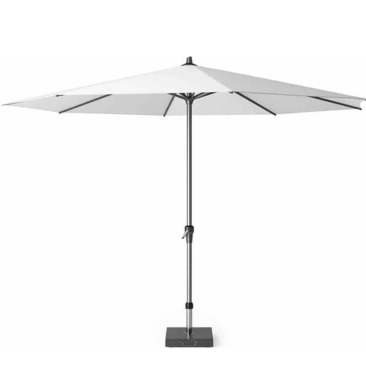 Riva parasol 350 cm rond wit