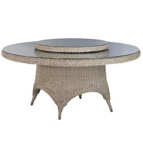 4 Seasons Outdoor Victoria dining tuintafel  170 cm rond Pure 4-Seasons Outdoor