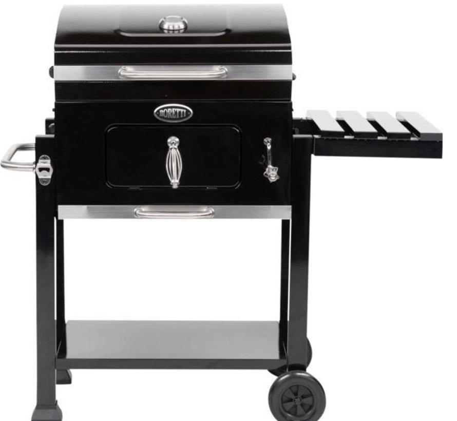 Carbone houtskoolbarbecue Boretti