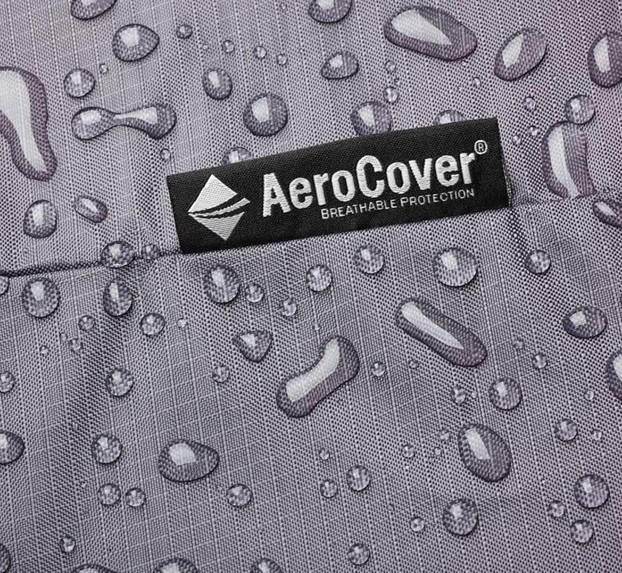 Loungesethoes 235x235x100xH70 cm L vorm – AeroCover