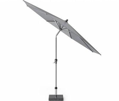 Platinum Riva premium parasol 300 cm rond manhattan met kniksysteem