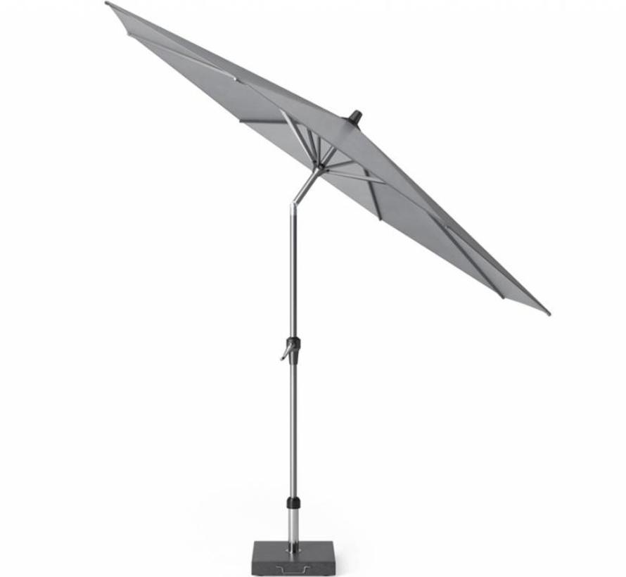 Riva premium parasol 300 cm rond manhattan met kniksysteem