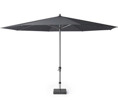 Platinum Riva parasol 400 cm rond antraciet
