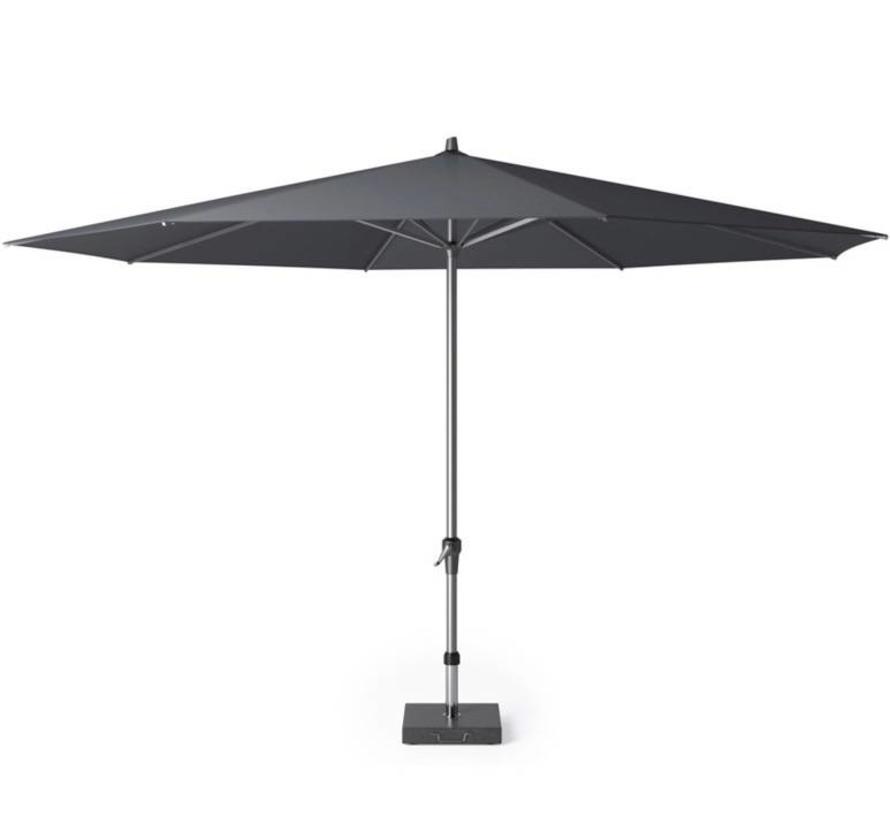 Riva parasol 400 cm rond antraciet