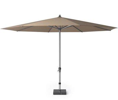 Platinum Riva parasol 400 cm rond taupe