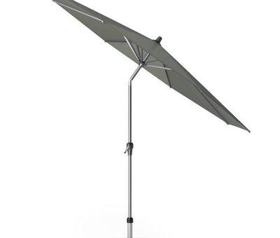 Platinum Riva parasol 300 cm rond olijf met kniksysteem
