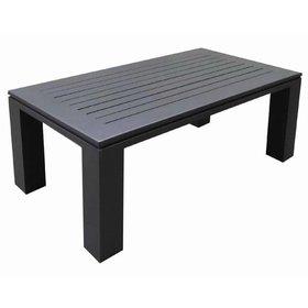 AVH-Collectie Almeria lounge tuintafel aluminium antraciet