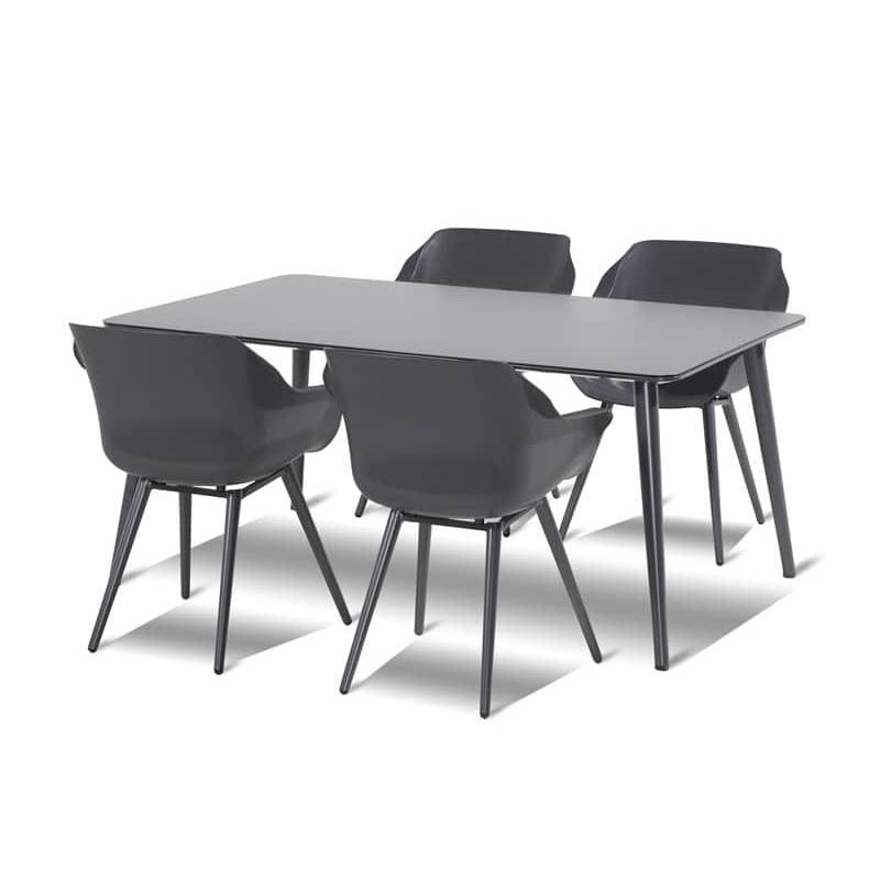 Sophie element dining tuinset 5-delig xerix