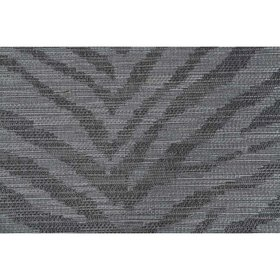 Garden Impressions Hides buitenkleed 160x230 cm zebra grijs