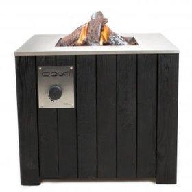 Cosi Fires Cosicube 70 zwart