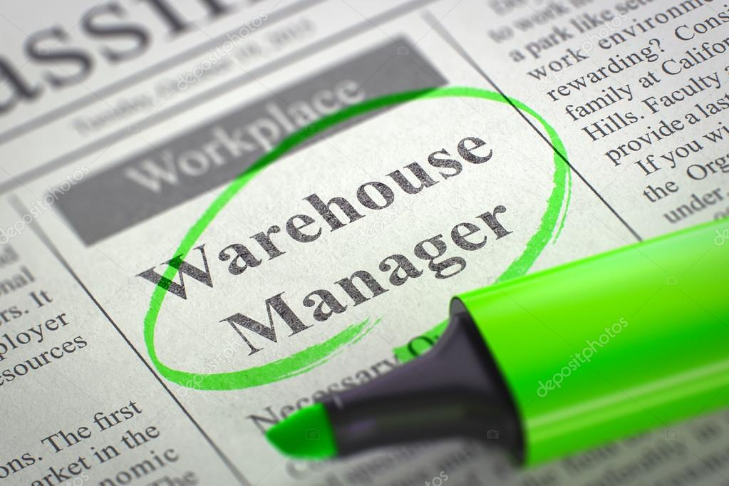 Warehousemanager