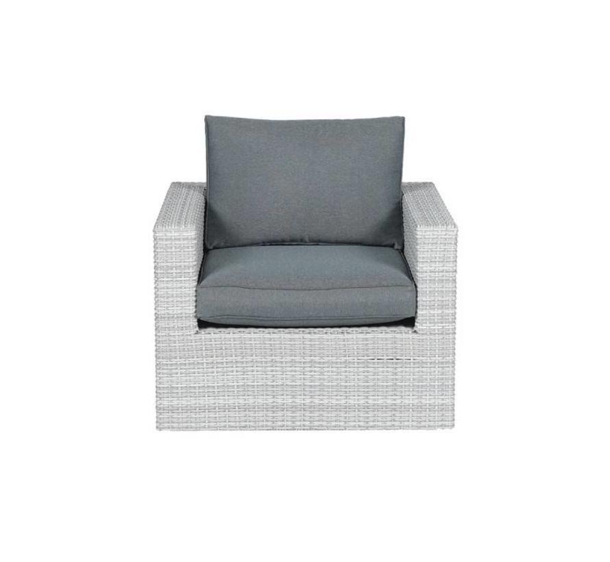 Orangebird lounge tuinstoel grijs