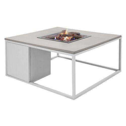 Cosiloft 100 frame aluminium wit - top grijs Cosi Fires