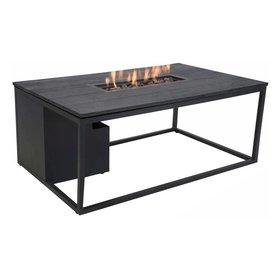 Cosi Fires Cosiloft 120 frame aluminium zwart - top zwart