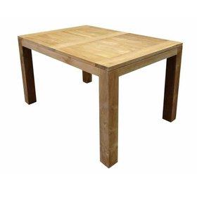 AVH-Collectie Krista dining tuintafel 140x90xH77,5 cm teak