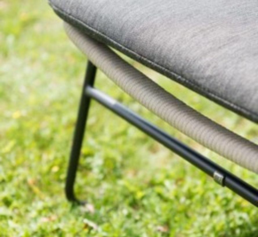 Dali Scandic bistroset 3-delig aluminium rope 4Seasons Outdoor
