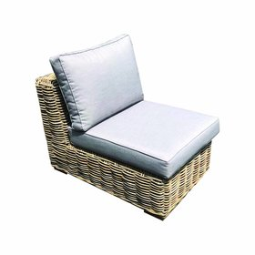 AVH-Collectie Serva middenelement naturel rotan