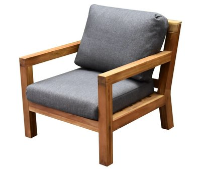 AVH-Collectie Harby lounge tuinstoel acacia