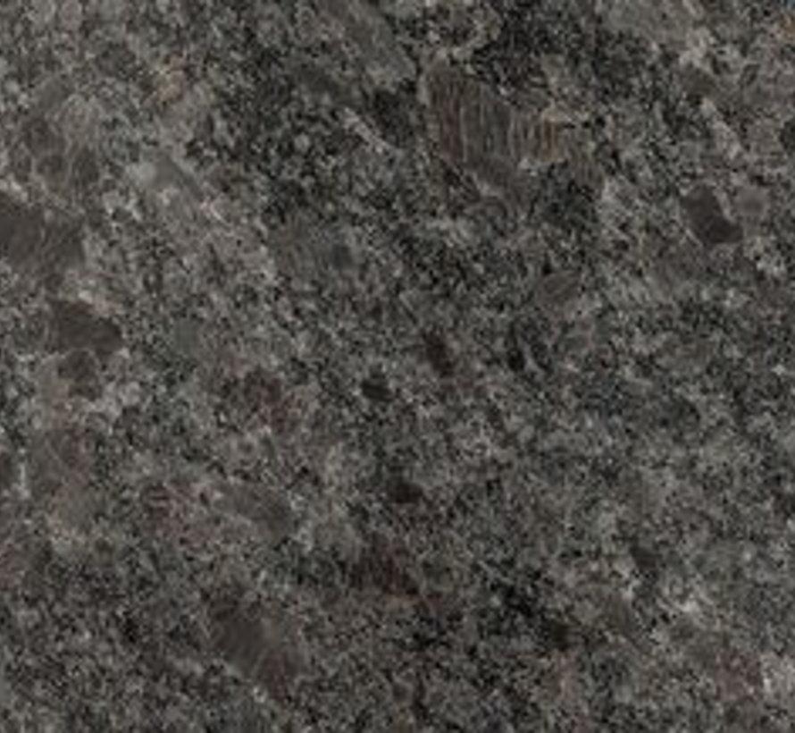 Etna lounge-dining vuurtafel pearl grey satinado graniet