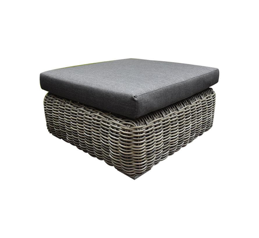Cervo lounge tuintafel grijs