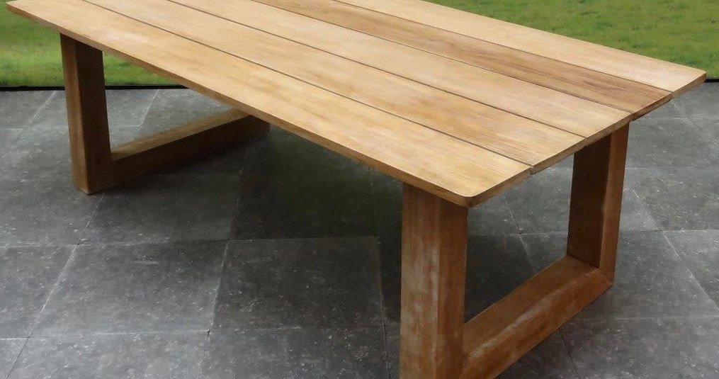 4 redenen om voor een rechthoekige tafel te kiezen