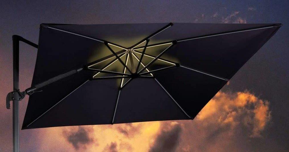 Aandachtspunten bij het kiezen van een parasol