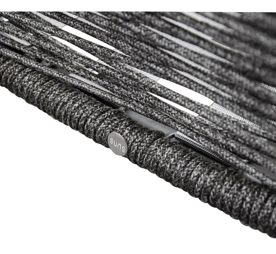 Faros loungeset rope grijs 4-delig