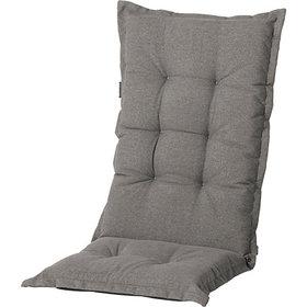 Madison Standenstoel kussen 123x50 cm Oxford grey
