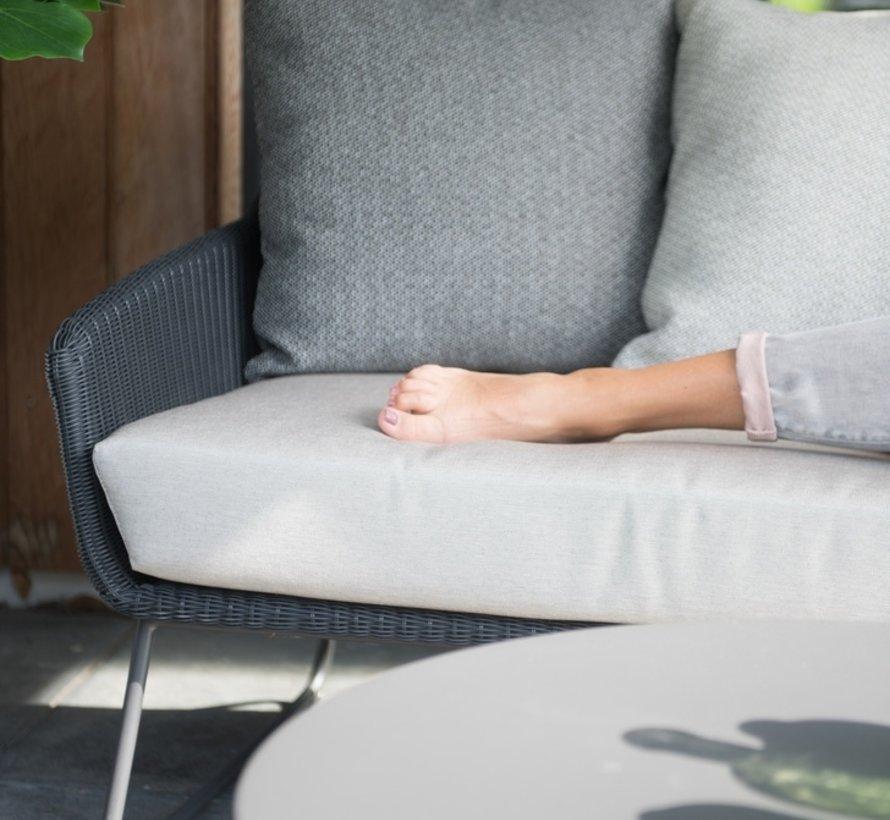 Avila stoel-bank loungeset 4 Seasons Outdoor 5-delig