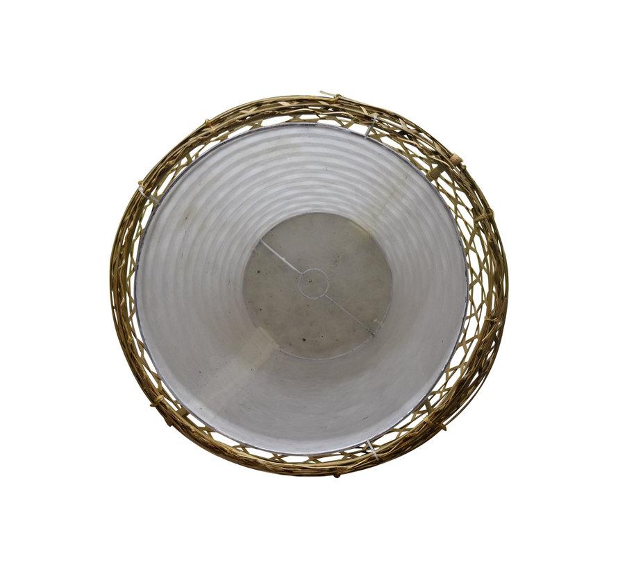 Bali hang buitenlamp middel 60cm