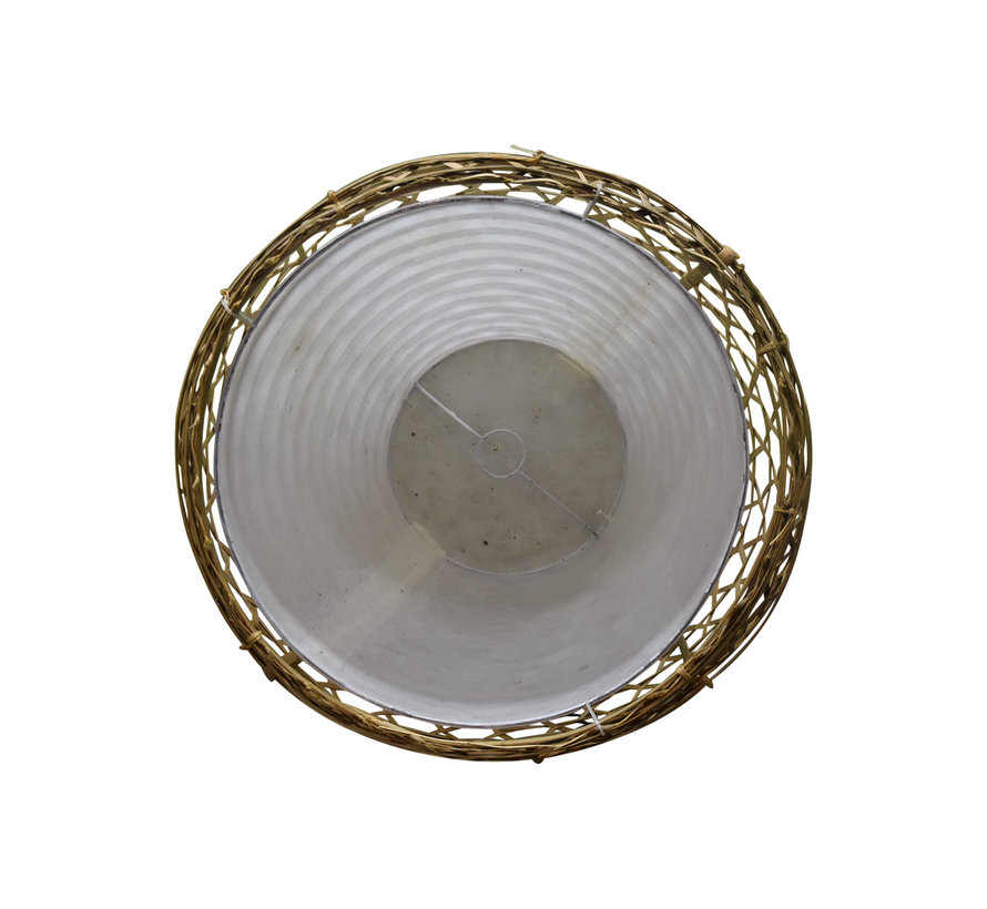 Bali hang buitenlamp klein 50cm