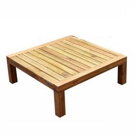 AVH-Collectie Harby lounge tuintafel 80x80xH28,5 cm acacia