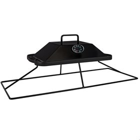 EasyFires Easyfires grillplaat rechthoekig 78x33cm