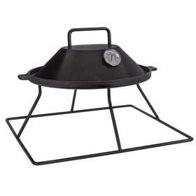 EasyFires Easyfires grillplaat rond 33cm