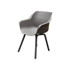 Hartman Sophie dining tuinstoel taupe - outlet