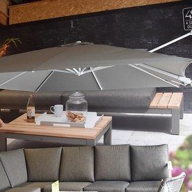 Platinum Challenger T2 Manhattan + parasolvoet - outlet